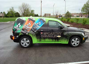 Car Wrap Examples