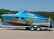 Boat Wrap Examples