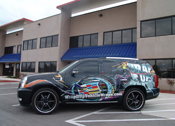 SUV Wrap Examples