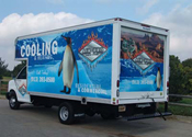 Box Trucks Wrap Examples