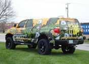 Truck Wrap Examples