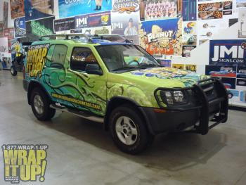 SUV Wrap