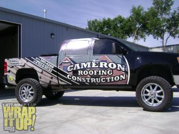 Truck Wrap