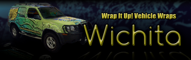 Wrap It Up! Vehicle Wraps